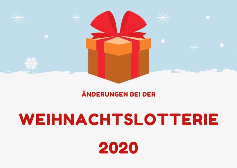 Weihnachtslotterie 2020